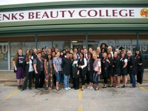 jenks beauty college