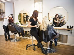 hair stylist salon sand springs beauty college Oklahoma